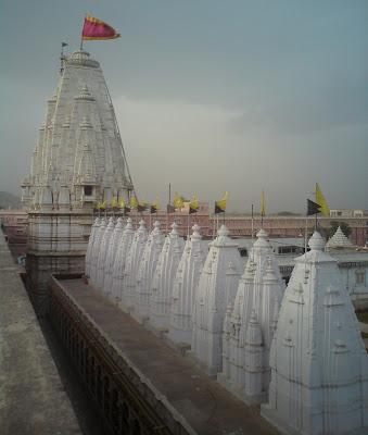 Rani Sati Dadi Temple in Jhunjhunu, Rajasthan