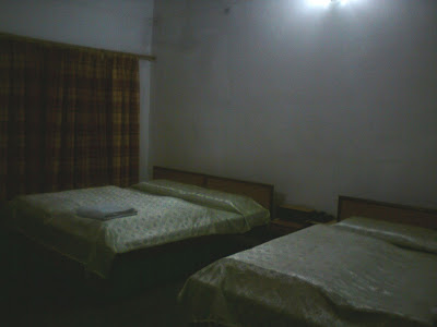 My room photographs at the Tourist Rest House of GMVNL - Birahi