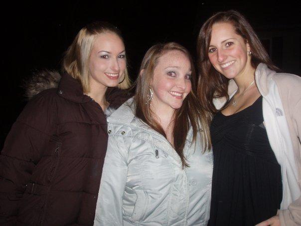 Ash, Amanda, and Me