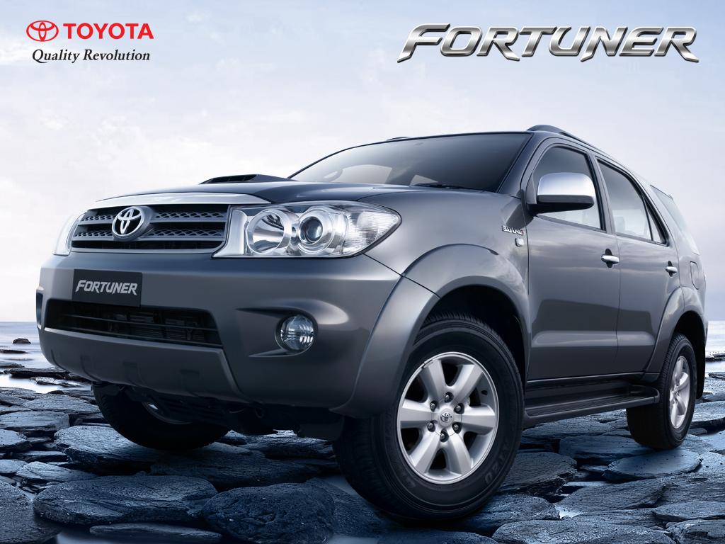 carzcorner: Toyota Fortuner (2010)