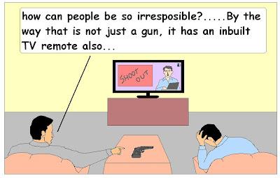 gun control, usa, irresponsible gun license