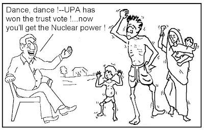 upa, trust vote, upa, nuclear bill