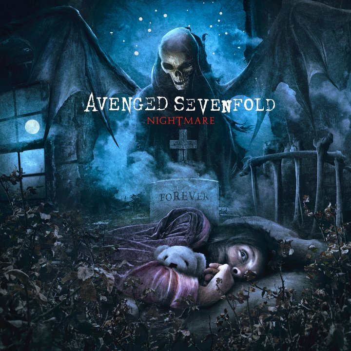 Avenged Sevenfold-Nightmare Album