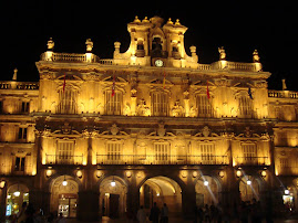 La Plaza Mayor Salamanca Spain
