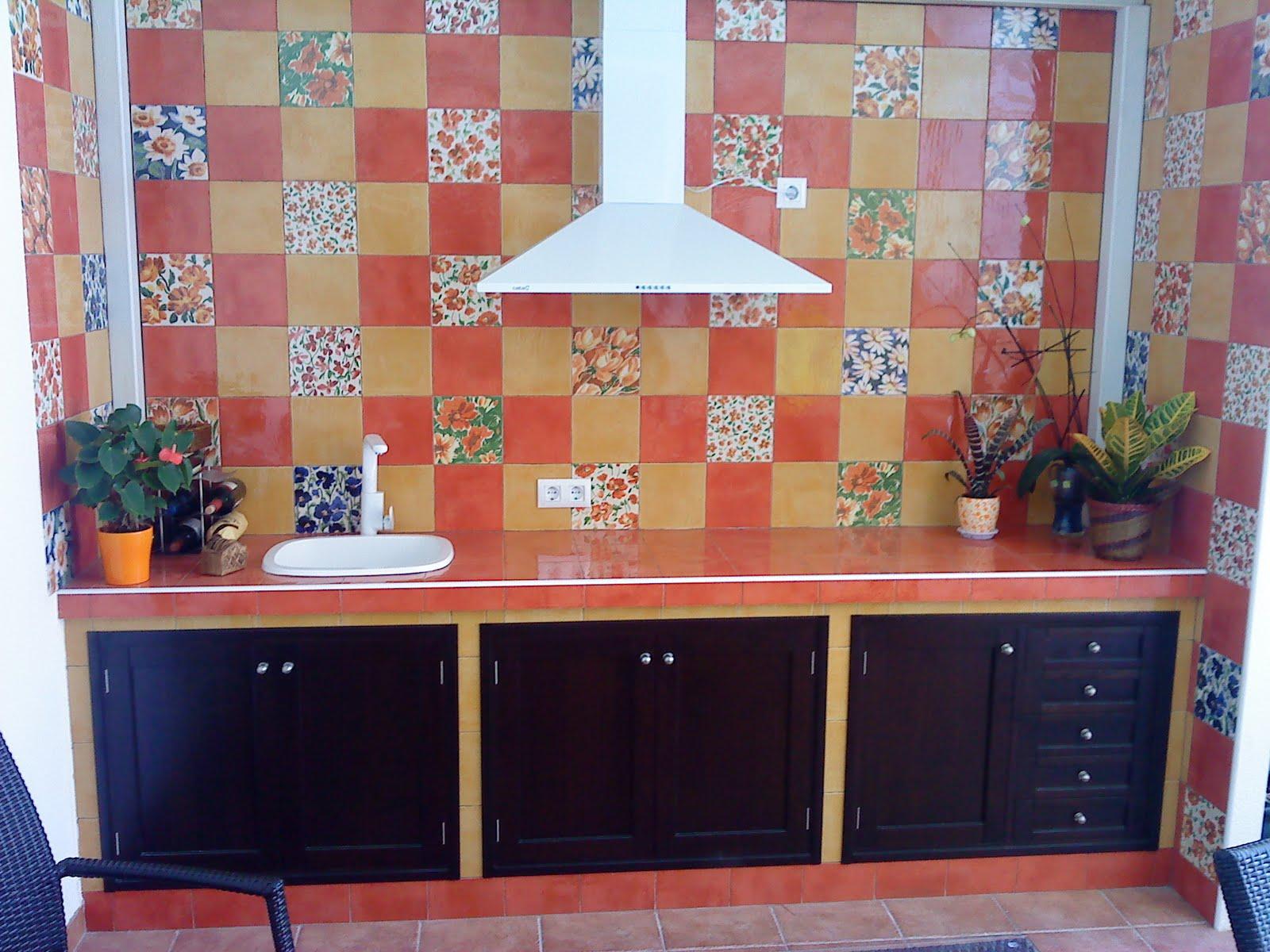 Cuvicons reformas y construcci n muebles de cocina de obra for Cocinas de obra