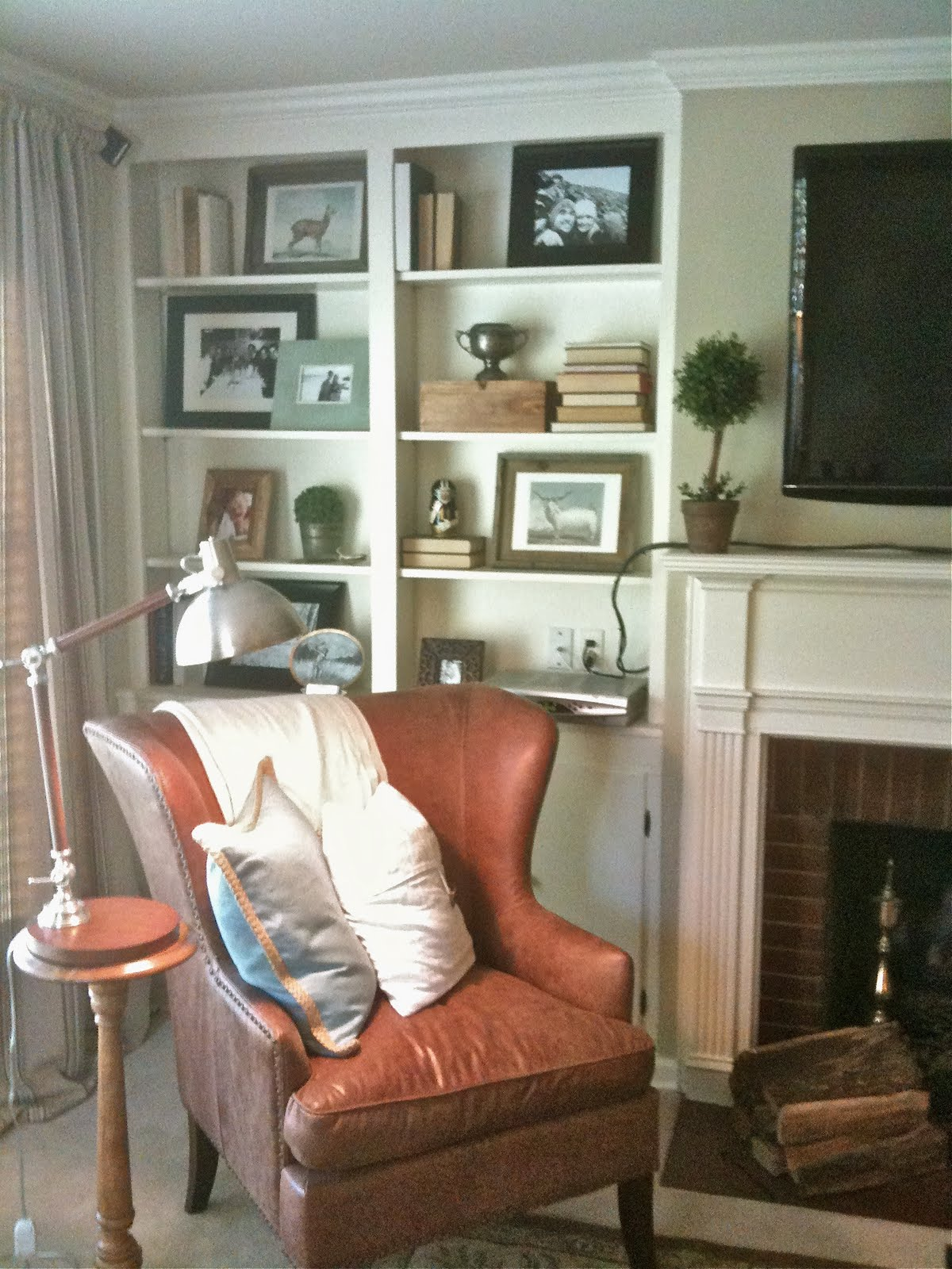 Jenny Steffens Hobick Home The Living Room Fresh