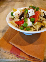 Orzo Salad with Roasted Vegetables Recipe
