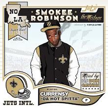 """Curren$y """"Smokee Robinson"""""""