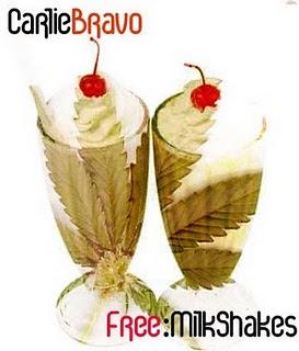 """Carlie Bravo """"F.R.E.E. Milkshakes"""""""