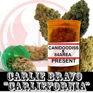 """Carlie Bravo """"CARLIEfornia"""""""