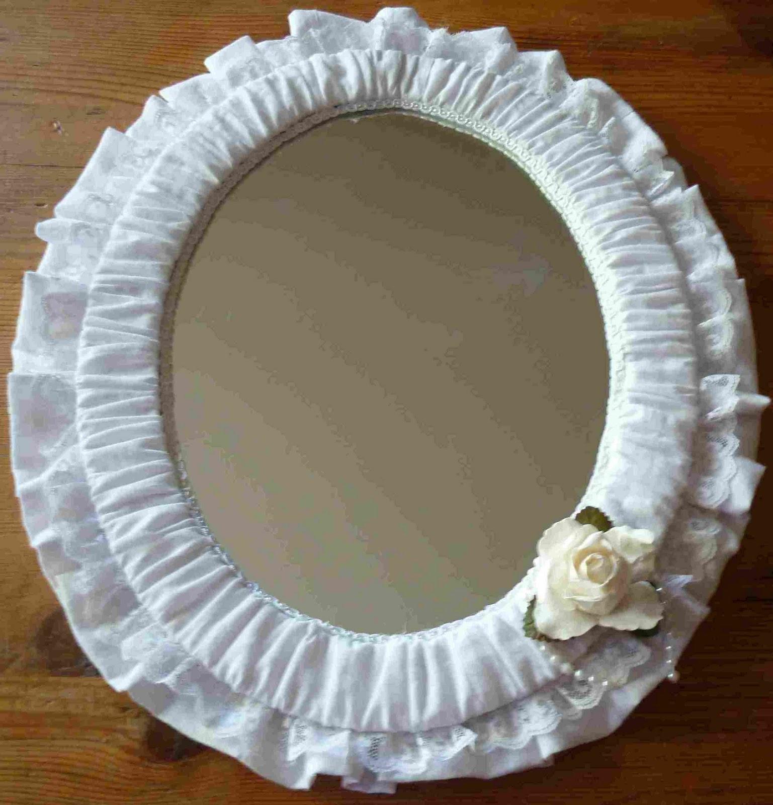 Декор зеркала своими руками: 10 мастер классов и 50 фото 25
