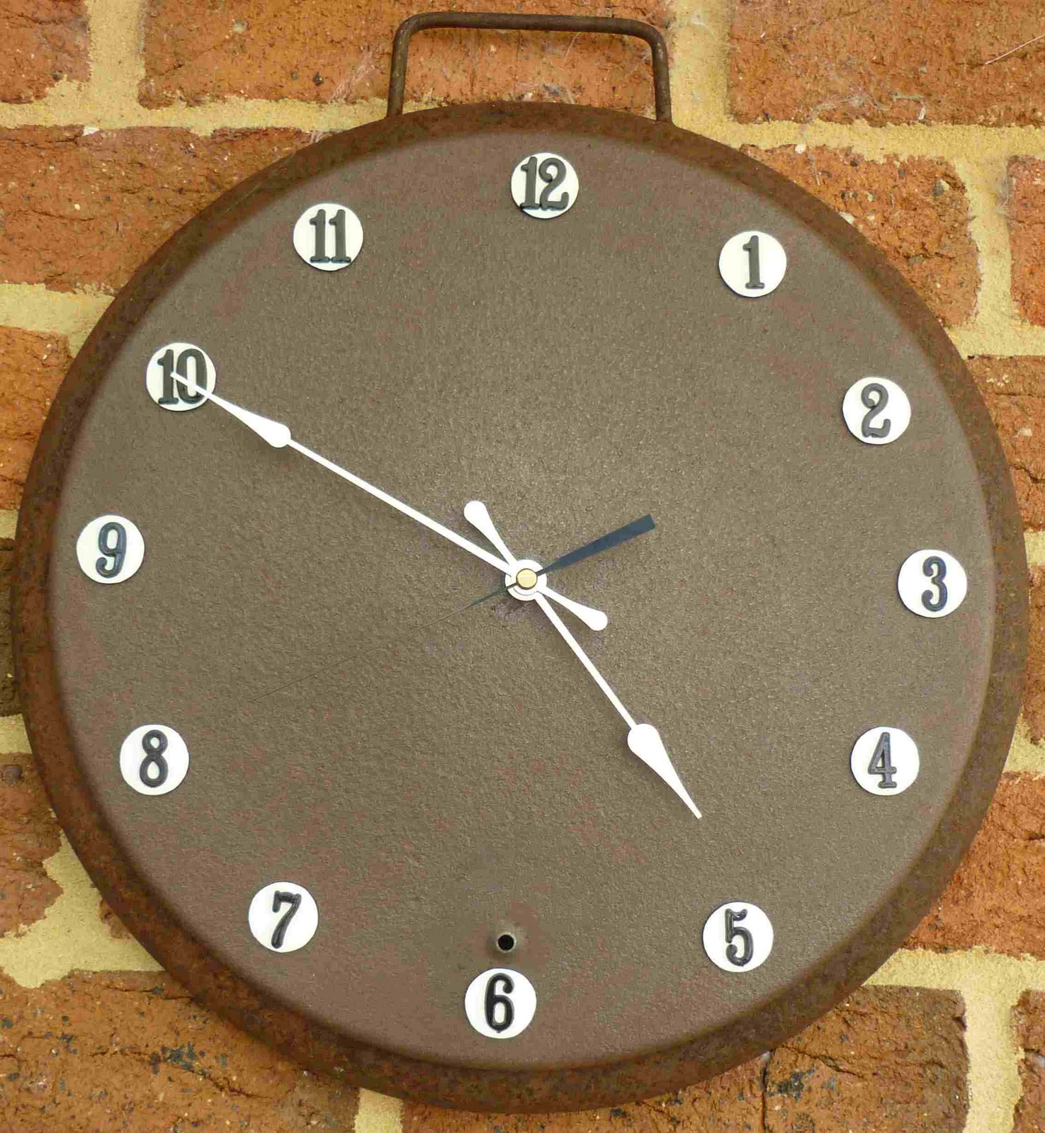 Simpleliving Make Your Own Clock From Recycling Junk