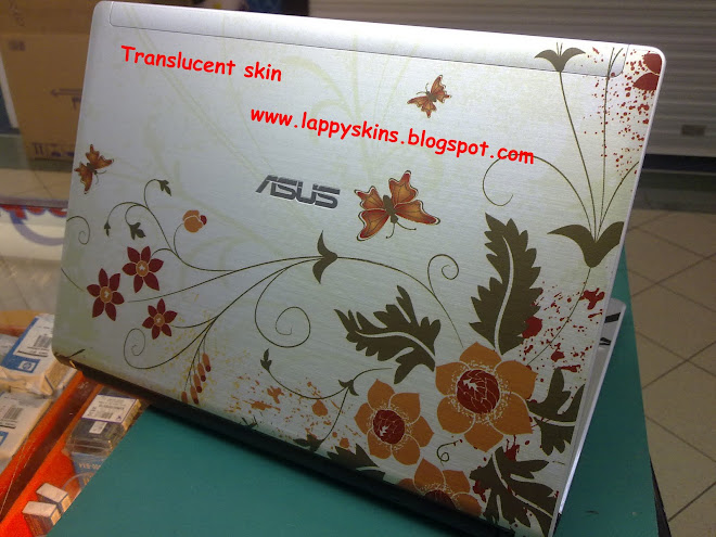 Translucent skins on Asus