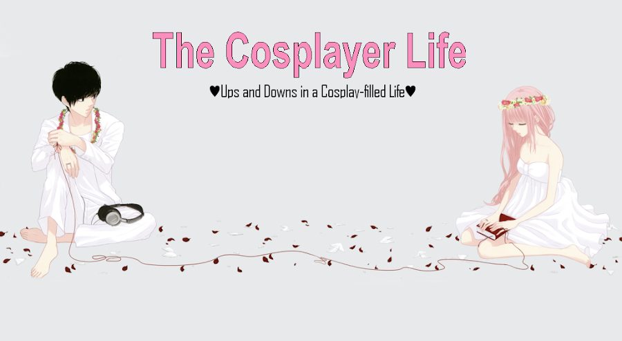 The♥Cosplayer♥Life