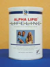 ALPHA LIPID LIFELINE (450 g)
