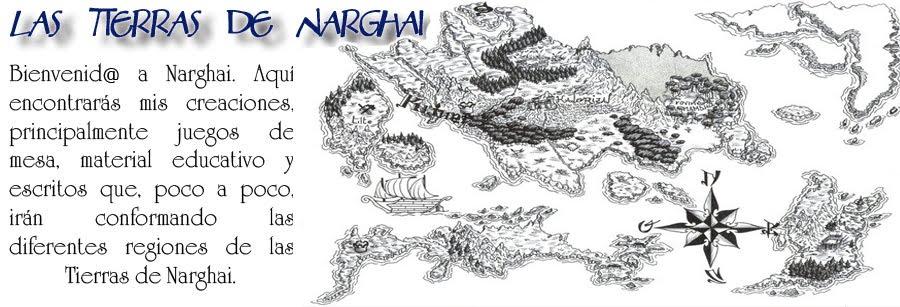 Las Tierras de Narghai