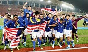 sukan sea 2009 laos,malaysia menang lawan vietnam akhir bola sepak sukan sea