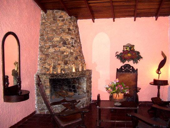Pon linda tu casa arte y decoracion - Decoracion imitacion piedra ...