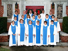 The Festival Choir of St. Mark's Evangelical Lutheran Church in Jacksonville, Florida