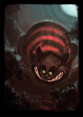 """Le Cheshire Cat"" par Coliandre"