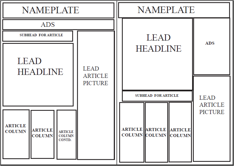 lambeth press local newspaper newspaper layout for lambeth press. Black Bedroom Furniture Sets. Home Design Ideas