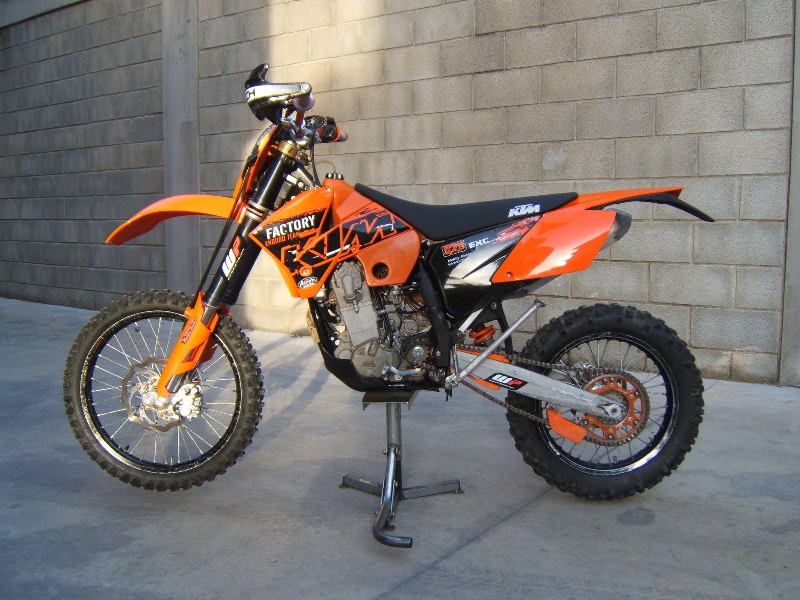Hobby motor ragusa ktm exc factory for Moto usate in regalo
