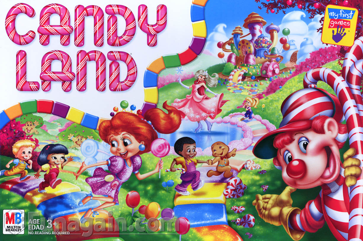 candy game land games