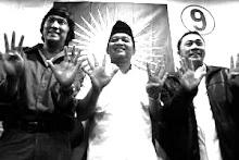 Bersama PAN 2009
