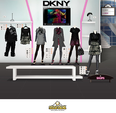 Site Blogspot  Dkny Dresses on Stardoll  Old Dkny