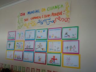 O Nosso Dia Mundial da Criança para crianças