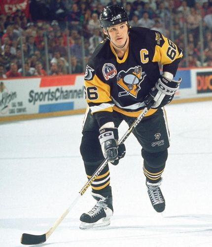 Mario Lemieux hockey player and sexuality