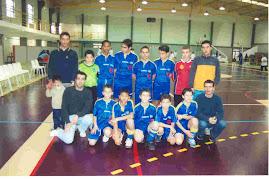 Iniciados 2001-2002