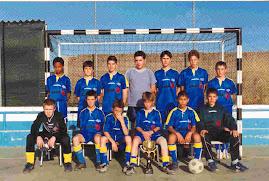OS FUNDADORES - Iniciados 2000-01