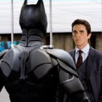 Christian Bale as Bruce Wayne in Batman 3