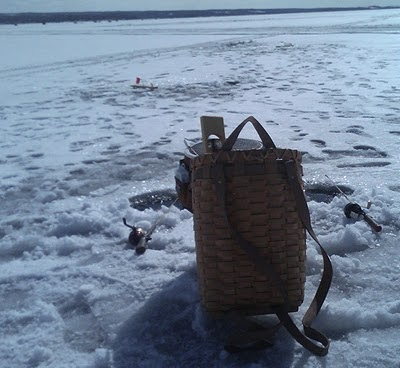 The wild harvest table ice fishing perch for Seneca lake fishing report