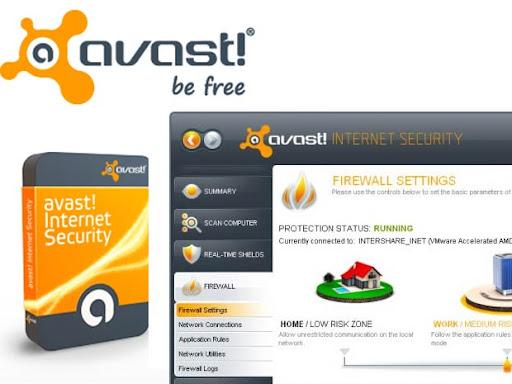 Avast Antivirus 5.1.677