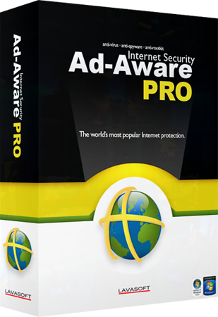 Lavasoft Ad Aware Pro Internet Security 2010