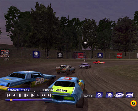 dirt track racing 2 game