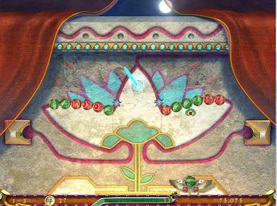 Luxor 4 Puzzle