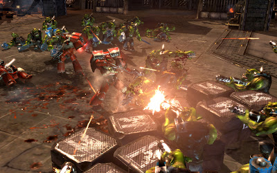 Warhammer Dawn of War II review