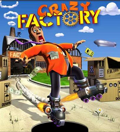 Crazy Factory game