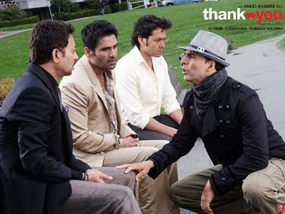 Thankyou Movie mp3 songs