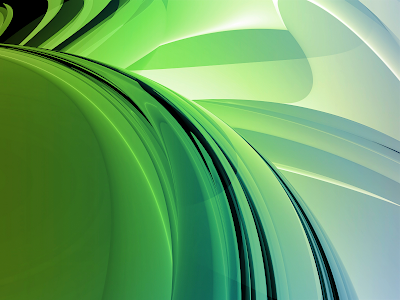 green wallpapers. Swirls of Green wallpaper,