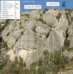 Montserrat -Totxo de l'Oskar