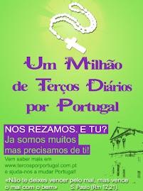 Um Milhão de Terços Diários por Portugal