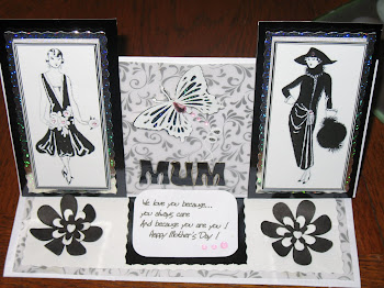 Another card for my Mum
