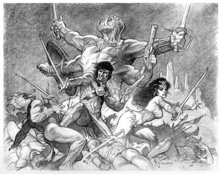 John Carter by Mark Schultz