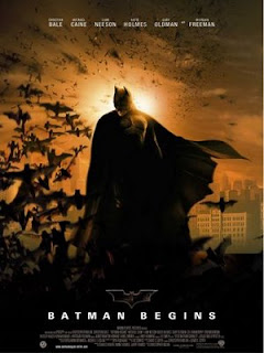 Batman begins dirigida por Christopher Nolan