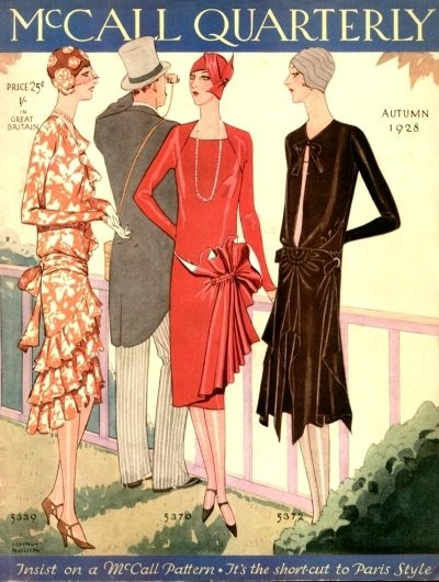 Vintage Style 60's Dress Patterns Amazing 1920s Dress Patterns