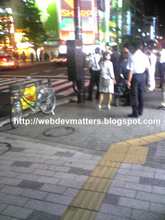 Akihabara @ Night - a year after the stabbing rampage